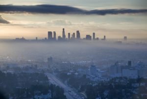 Dowtown-LA-Smog-Pollution