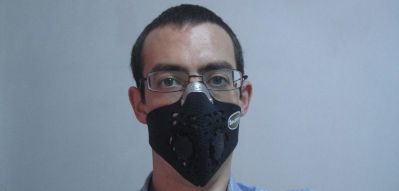 Respro-mask-review-for-air-pollution-vs