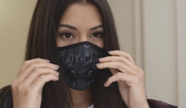 Trendy Urban Pollution Masks Fashion Conscious Environmentalist