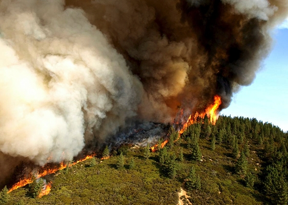 California-forest-fires-health-concern