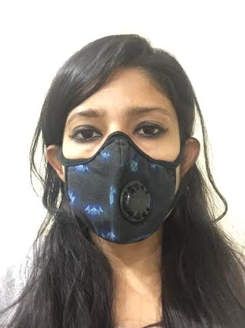 Fashion Chic Air Pollution Mask