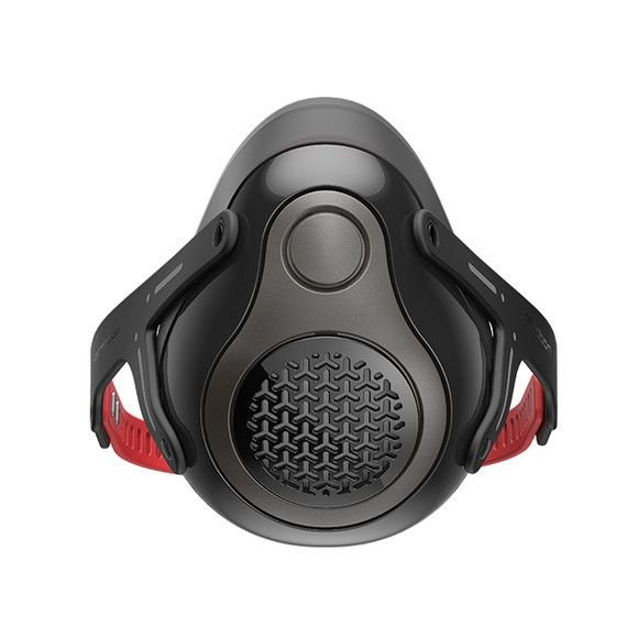 Airmotion Air Mouth Mask Black
