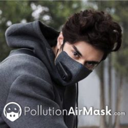 Designer Fashion Anti Pollution Air Face Mask