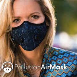 Trendy Fashion Air Pollution Face Mask