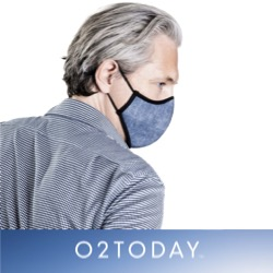 O2TODAY Anti Pollution Air Face Masks
