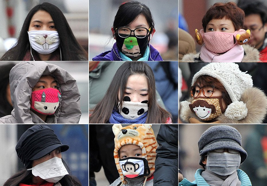 Air Pollution Mask Brands Who Are They