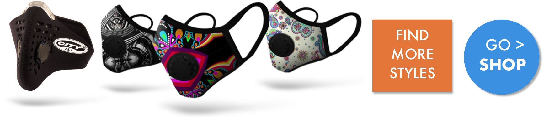 Find Air Pollution Masks