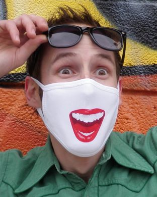 Funny Surgical Mouth Masks Best Air Filter Pollution Face Mask For