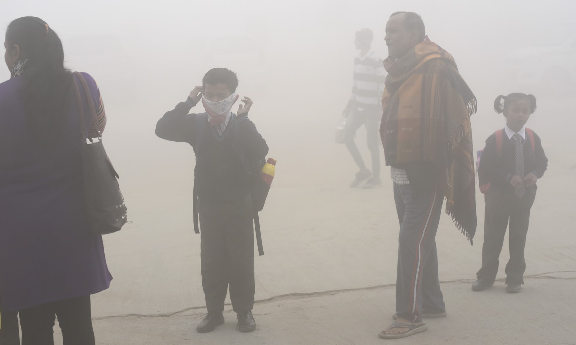 Air-pollution-India-Crises