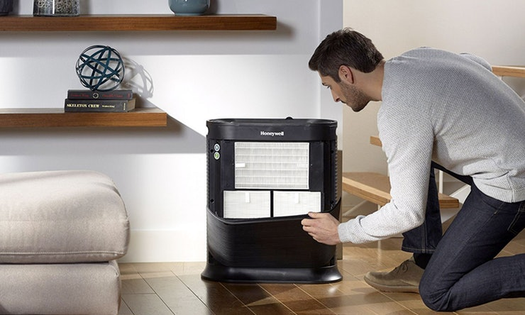 Best Air Filter For Dusty Room