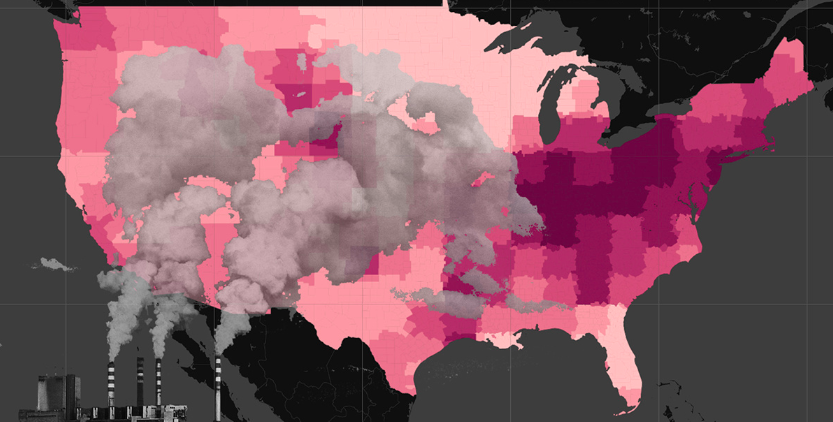 An Interactive Air Pollution Usa Map Best Air Filter Pollution - Air-pollution-us-map